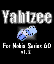 Yahtzee For Symbian Phones