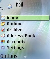 MailMan - pop3/smtp J2ME client