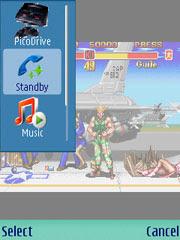 Picodrive - Sega Megadrive emulator for Symbian smartphones