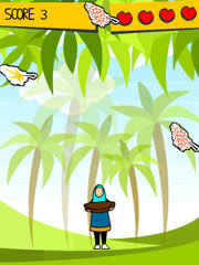 Al Kharafa free Flash Lite game for mobil phones