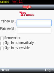 Yamee - Free Yahoo Messenger Client