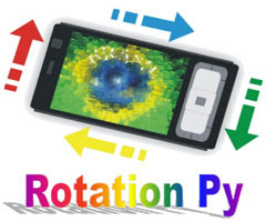 RotationPy for Nokia N95