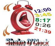 Shake O'Clock for Nokia N95