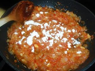 salsa para langostinos