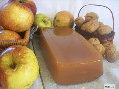 Mermelada de manzana light receta
