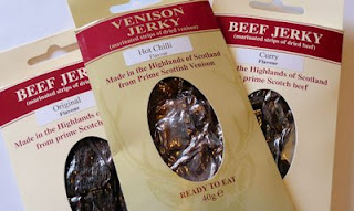 Scottish Jerky. PIcture courtesy of Conditioning Research.