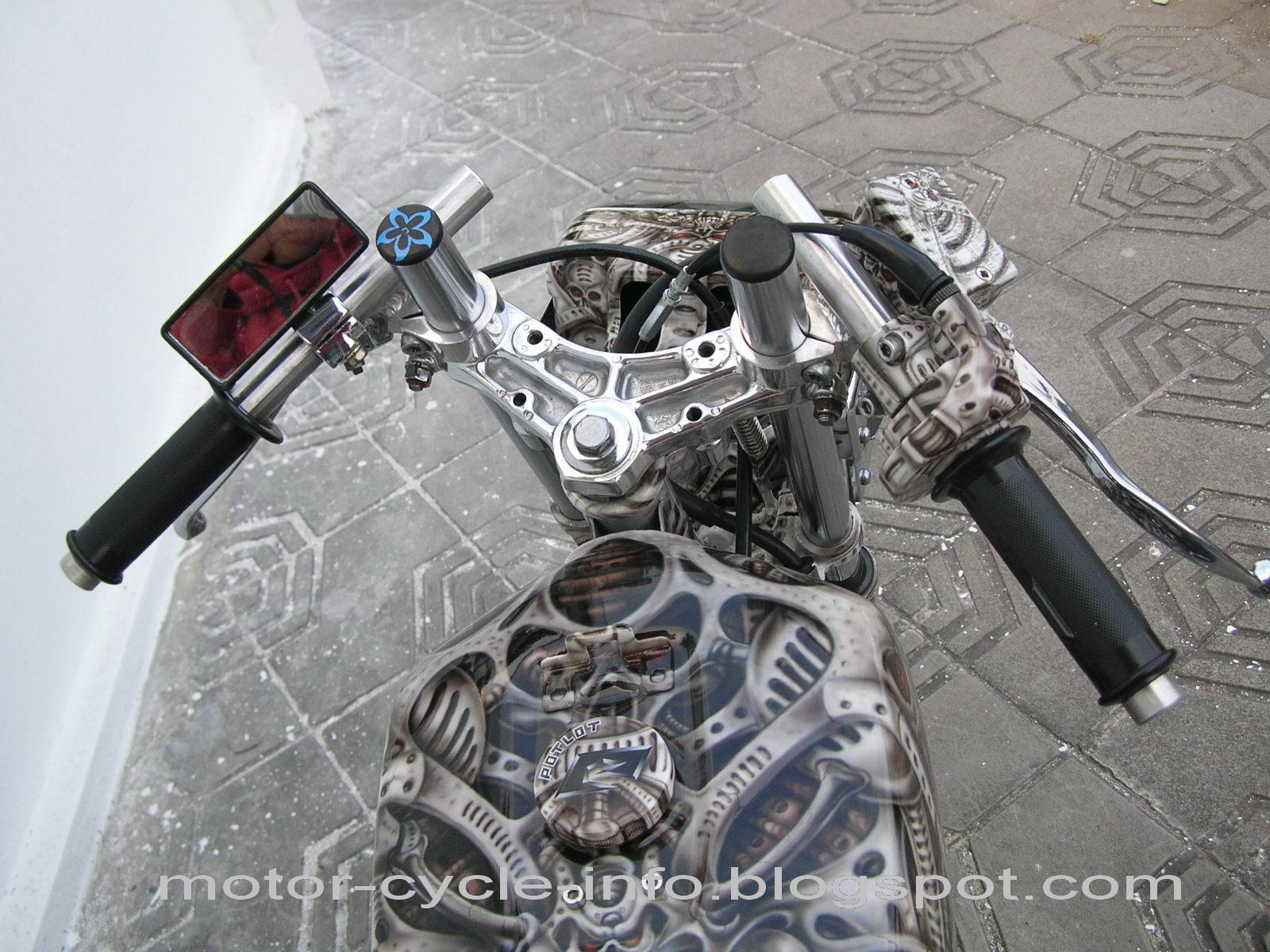 Yamaha Rx King Modif Jogja Modifikasi Motor Yamaha
