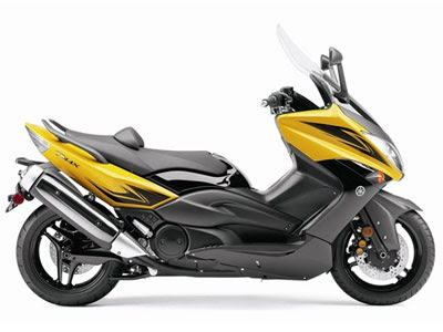 2009 Yamaha TMAX Picture