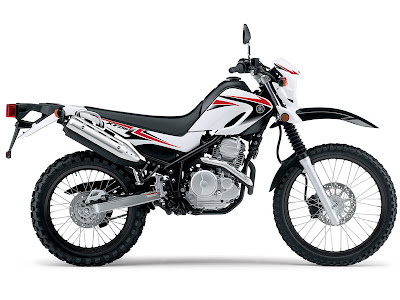 Yamaha Dual Purpose Motorcycles, Yamaha, Free Engine Image
