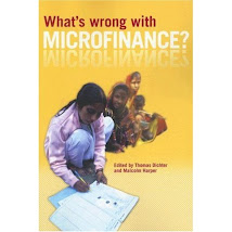 Finding Fault with Microfinance; Finding Fault with Fault Finders
