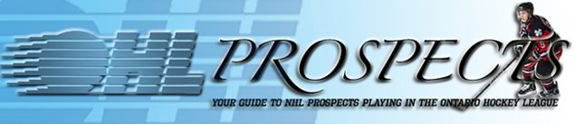 OHL Prospects
