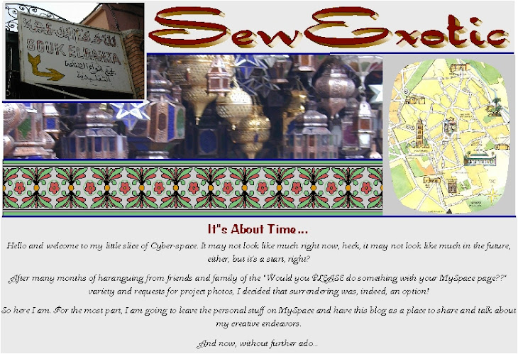 Sew Exotic