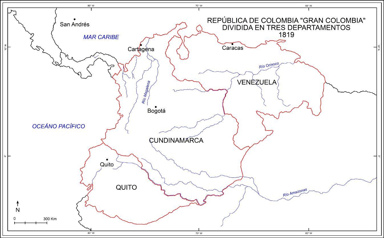 ORDEN POLITICO COLOMBIANO SIGLO XIX