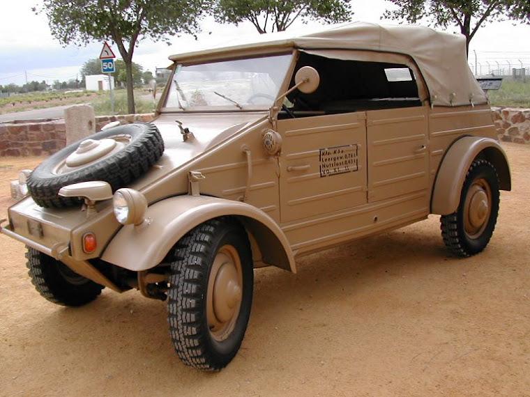 Kubelwagen 1943