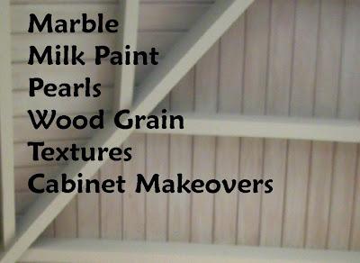 Wood Grain Copper Patina Slate