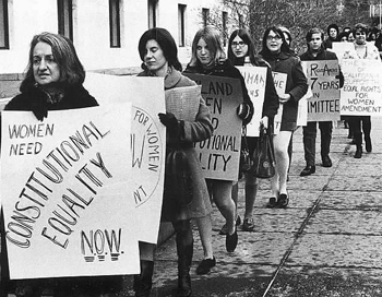 A Brief History of Women's Rights Movements