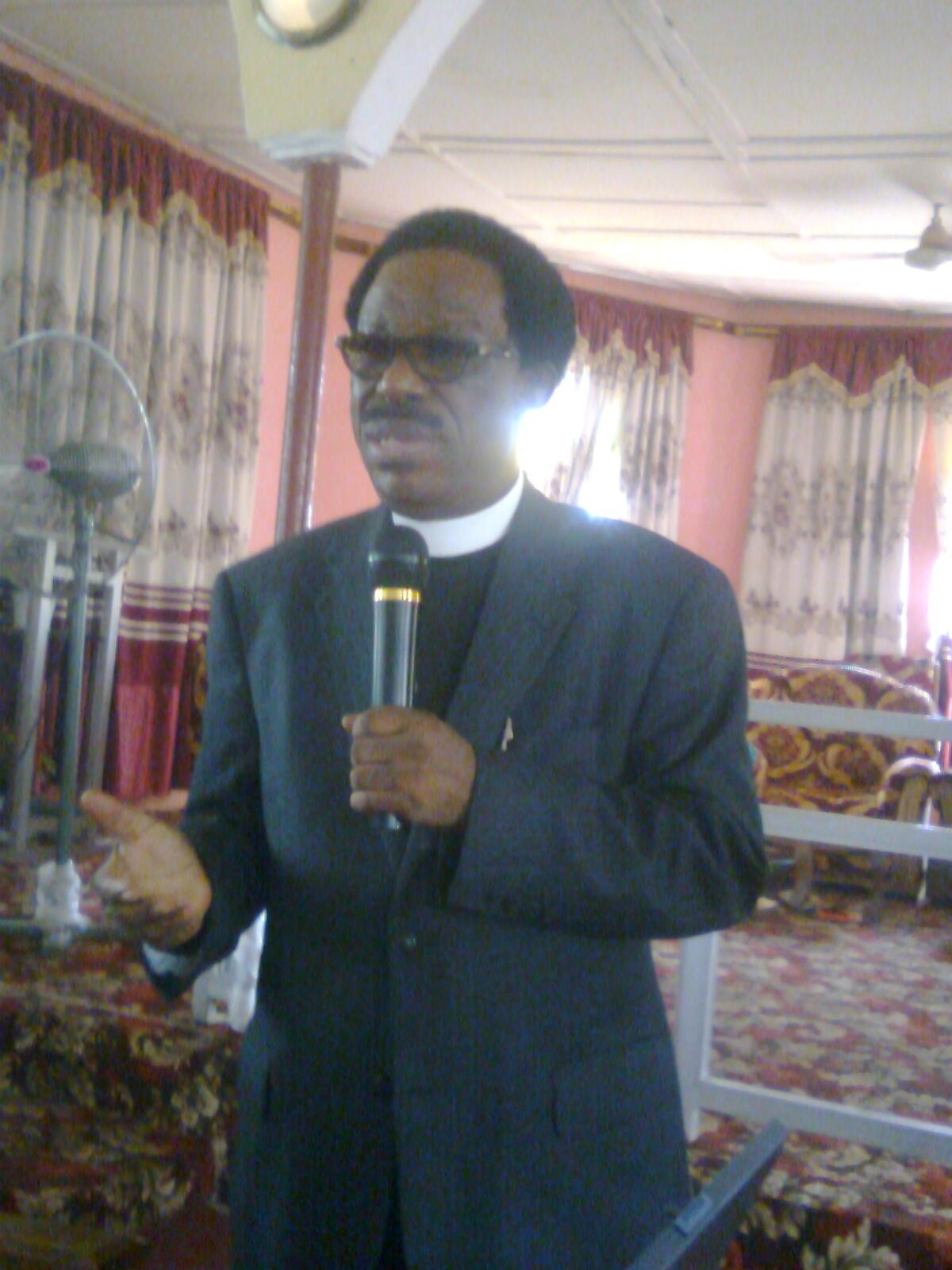 THE APOSTOLIC CHURCH ABA FIELD IGBOLAND TERRITORY NIGERIA