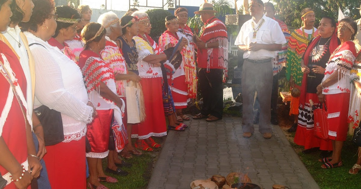 Caribbean Organization of Indigenous Peoples: Caribs ...