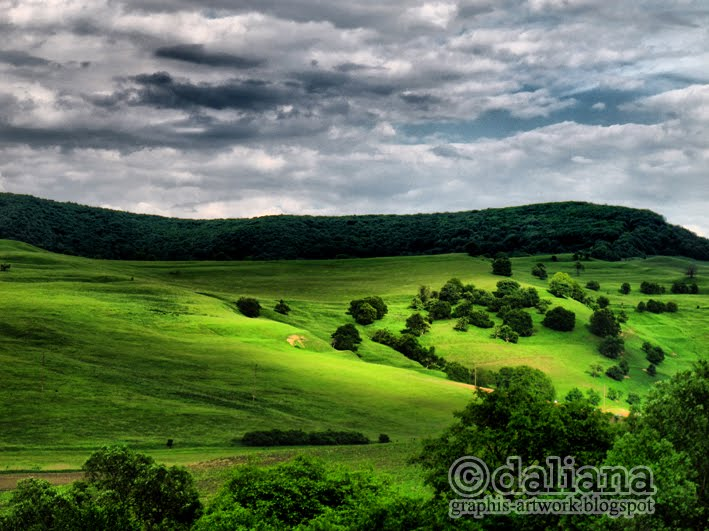 Photographis: A Pillow of Winds - Romanian Landscapes