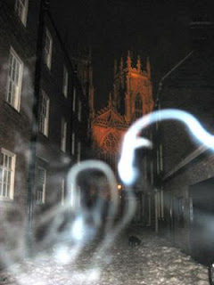 Ghostly Figures