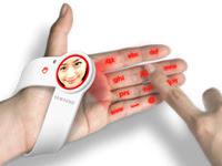 wireless gadget, wireless keypad, keypad