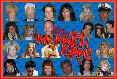 dougsploitation: THE MISMATCH GAME Returns!