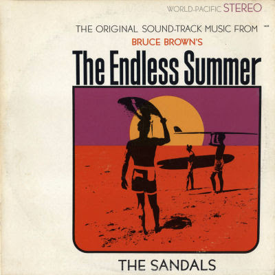The sandals the endless summer soundtrack