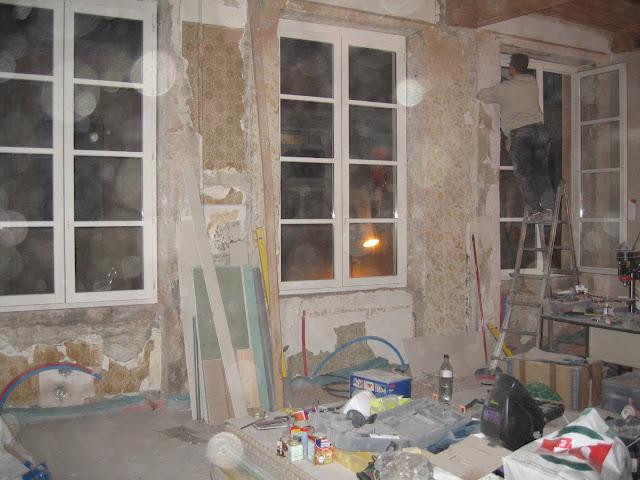 r novation d 39 un appartement canut lyon indoordesign architecture d 39 int rieur novembre 2007. Black Bedroom Furniture Sets. Home Design Ideas