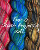 Top 10 Stash Projects