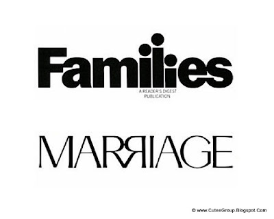 Families/Marriage Logo