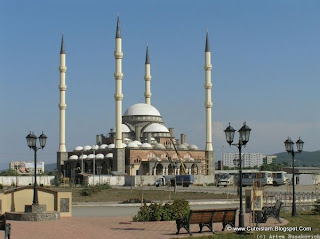 Grozny Central Dome Mosque