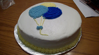 Homemade By Holman Golden Layer Cake