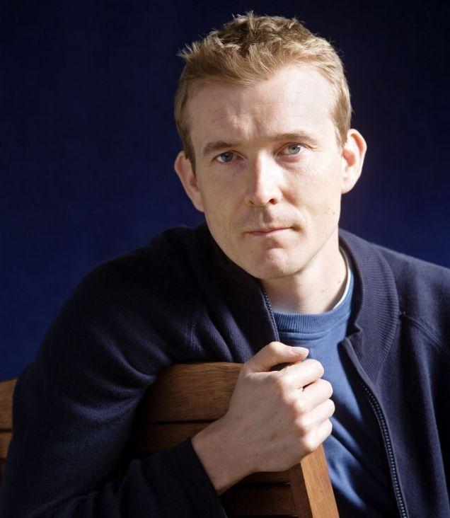 David Mitchell (author of 'Ghostwritten', 'Cloud Atlas ...