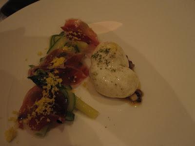 Saint Pierre, eggs