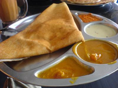 Casuarina Curry thosai