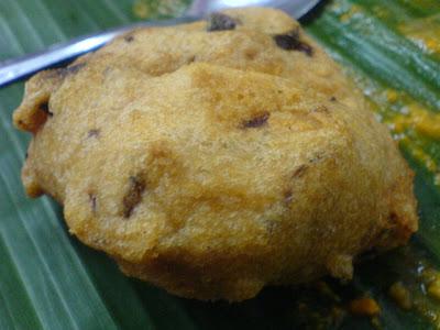 Sri Kamala Vilas, vadai