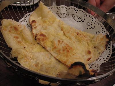 Anjappar Authentic Chenttinaad Restaurant, naan