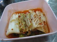 Kim Dae Mun, kimchi