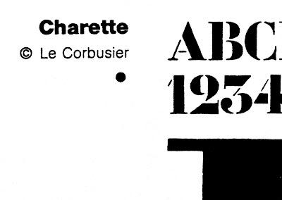 Typefoundry: <em>Lettres à jour:</em> public stencil lettering in France