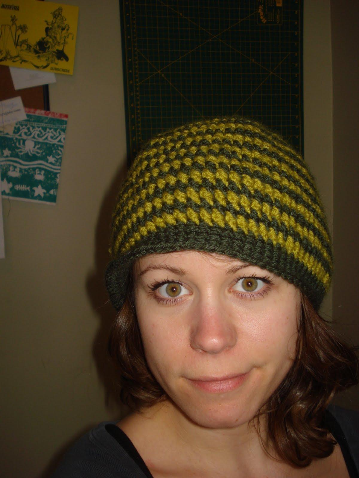 Crochet Pattern Toque Crochet Club