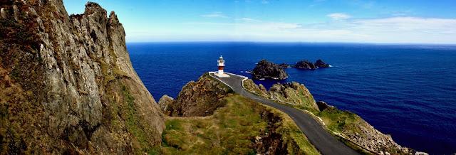 Panorámica Cabo Ortegal-cariño