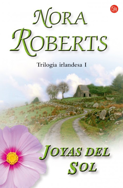 Resultado de imagen de trilogia irlandesa nora roberts