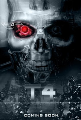Terminator Salvation promo poster [click to enlarge]