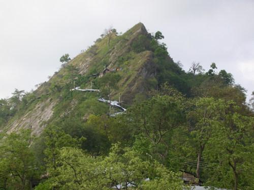 पूर्णागिरी – जहाँ सती की नाभि गिरी थी
