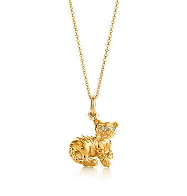 774a48923 As we celebrate 2010, Tiffany & Co. introduces a new collection from  favorite jewelry designer Paloma Picasso. Inspired by the animals of the  Chinese zodiac ...