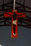 Altar Cross St. Mary's Odibo