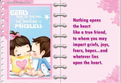 Cute Friendship Quotes, Inspiring Friends Poems