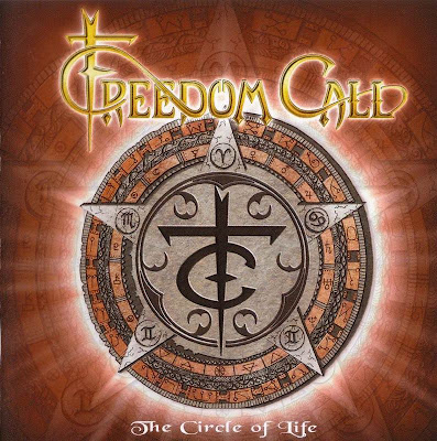 Freedom Call - The Circle Of Life (2005) Freedom_Call_-_The_Circle_Of_Life_Front