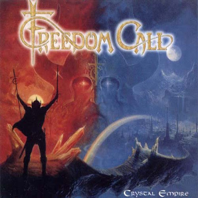 Freedom Call - Crystal Empire (2001) Crystal+Empire