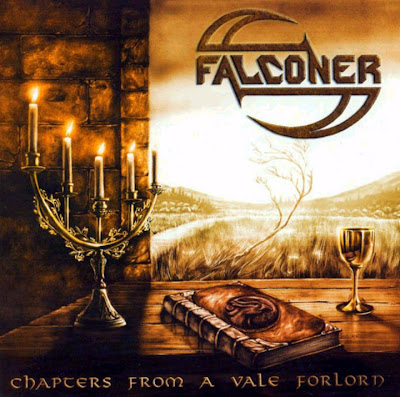 Falconer - Chapters From A Vale Forlorn (2002) Front